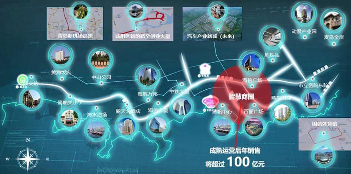 """海信:将在青岛落地5G+新型智慧城市示范区""""头雁工程"""""""