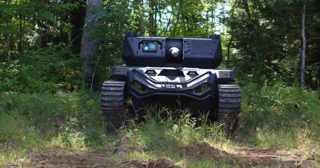 """美军""""机器人战车""""要来了,全球地面作战方式或彻底改变"""