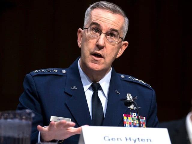 美军高官承认在高超音速武器研发落后,但仍无法加快进度