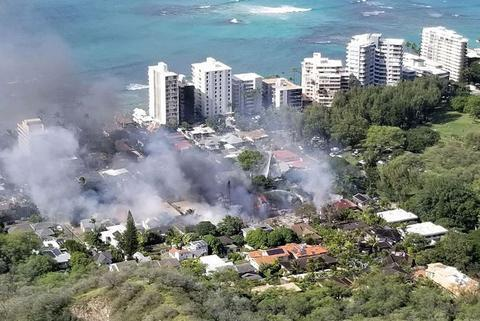 美国夏威夷突发枪击至少2名警察身亡 嫌犯或因与房东产生纠纷