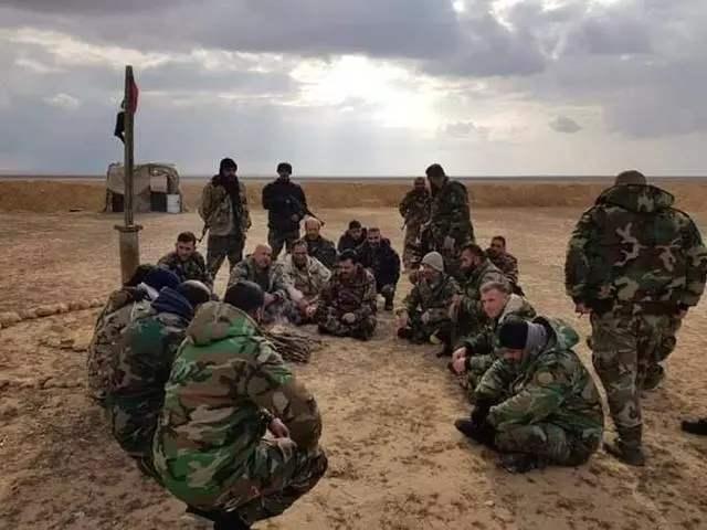 战争恐全面爆发?叙军高级军官被打死,1名少将2名上校不幸身亡