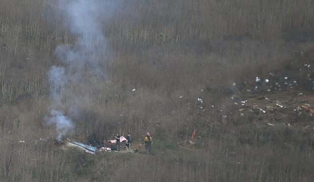 科比前专职飞行员:直升机状况良好,坠毁或因天气