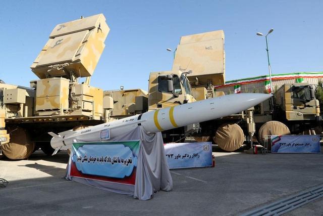 """作为""""世界上第5个自研先进防空导弹的国家"""",伊朗水平如何?"""