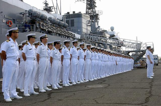 日本海上自卫官被曝长期经营风俗店,甚至亲自下场提供色情服务