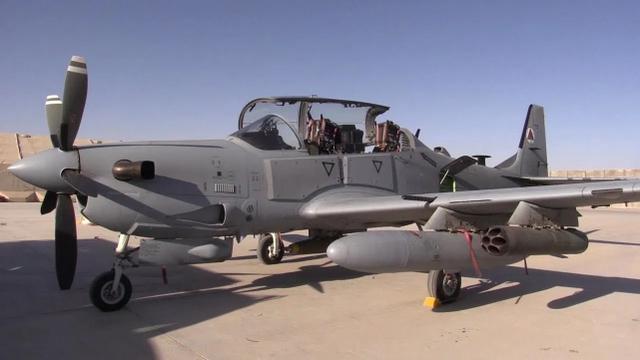 穿越回二战?美国特种作战司令部要买螺旋桨飞机作战
