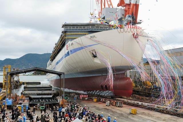 """不让出口军舰那就卖""""准军舰"""":日本卖给菲律宾最大海警船"""