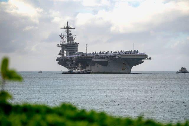美海军只有4成战舰可按时完成维护,海军参谋部:这是无能