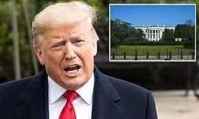 """美国精神病人失踪后奔赴千里外白宫,持刀要""""杀掉特朗普"""""""