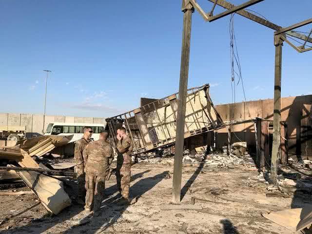 五角大楼又改口:超100名美军士兵在伊朗袭击中脑部受伤