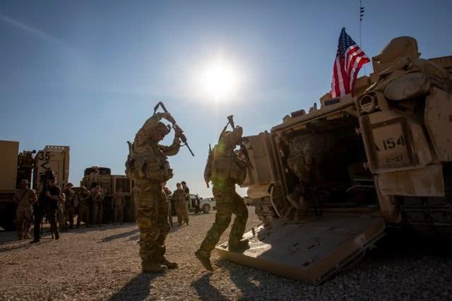 驻伊美军基尔库克基地再遭袭,去年曾有美国人在此身亡