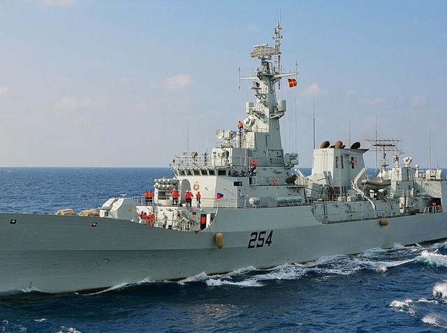 """中国军舰为何不再""""下饺子""""?这一任务更重要"""