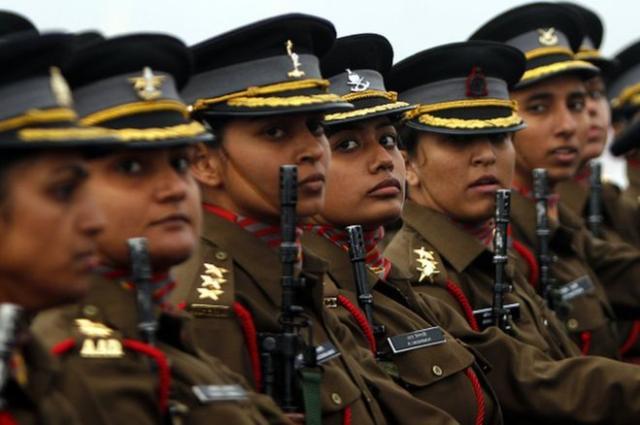 终于!印度高院做出裁定,女性将可以担任军队指挥职务