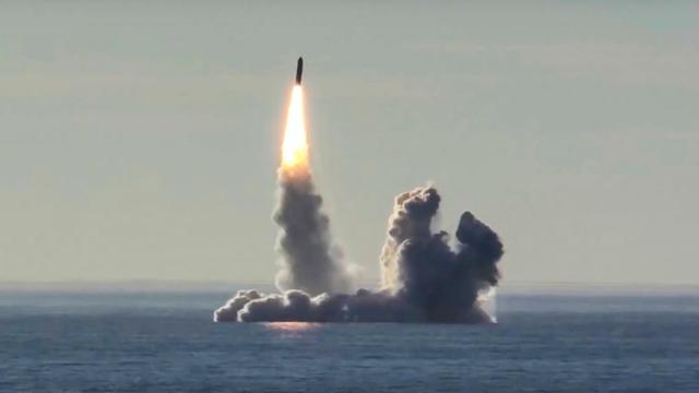 外媒:美俄核条约将到期,俄武器首次比美国先进让美担忧