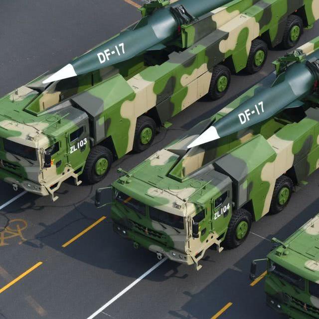比东风17更刺激的来了:美军司令称中国在测试洲际高超音速武器