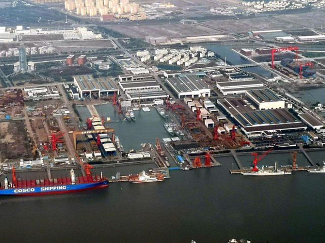 中国把第三艘航母藏哪儿了?