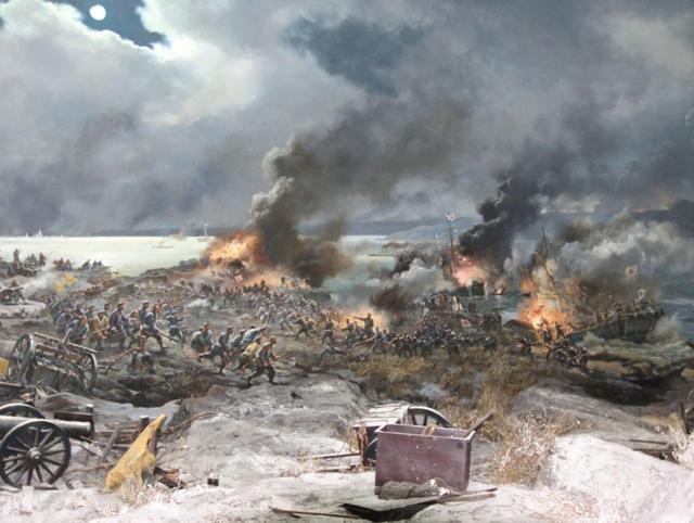 假如甲午战争中,中国坚持不投降不赔款,日本还敢侵略我国吗?