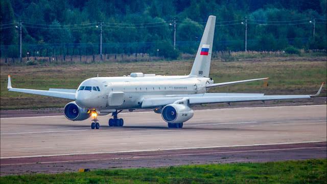 俄新型远程雷达侦察机飞赴叙战区,可发现地下隐藏设施