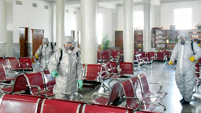 联合国安理会同意放松制裁,批准向朝鲜出口抗击疫情设备