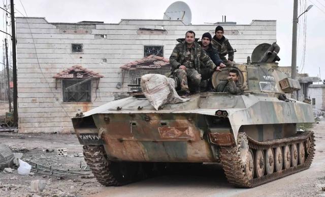 一天折损33士兵,土耳其下步棋怎么走?