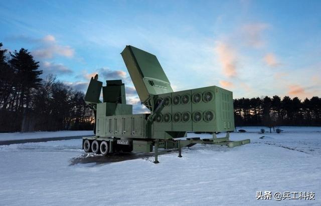 美国建造新一代陆军防空系统雷达,采用下一代相控阵雷达技术