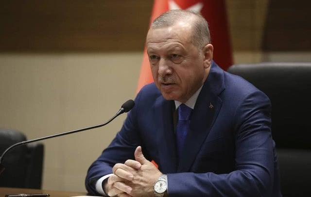 埃尔多安:土耳其军队只想摧毁叙利亚政权,不针对俄罗斯伊朗