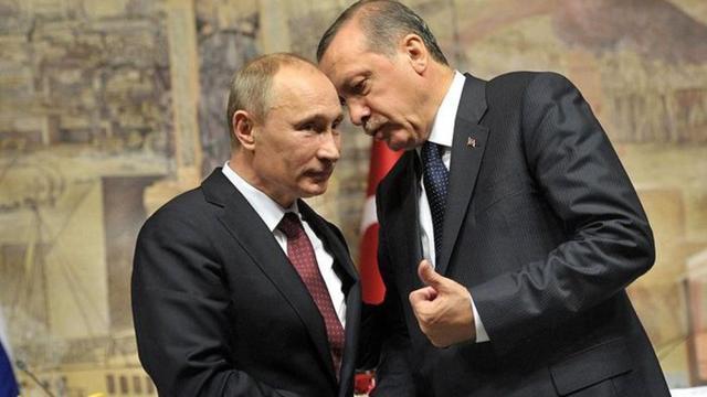 埃尔多安喊话普京让路,俄罗斯回击三连