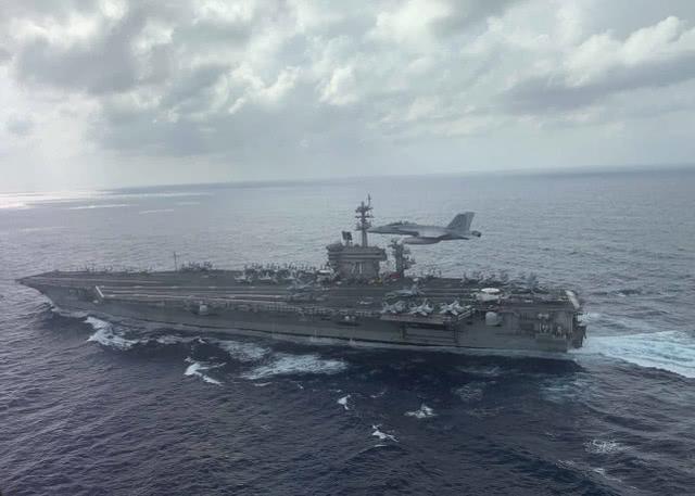 """美媒:""""罗斯福""""号将访问越南 为越战结束后美军航母第二次访越"""