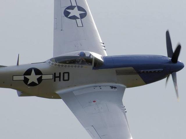 飞行员:有威胁就消灭掉,二战苏联飞行员击落4架美机:不好意思打错了
