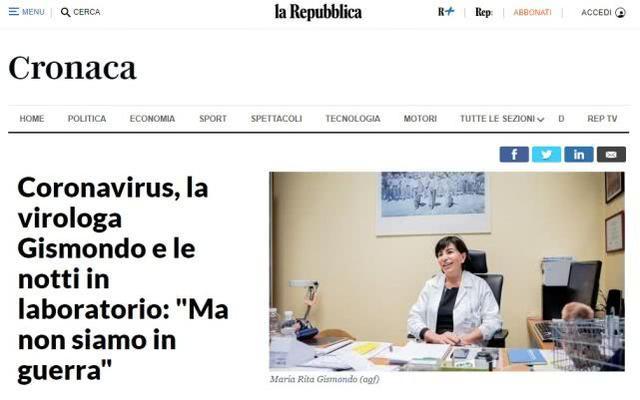 现在,意大利网民都在愤怒声讨一个人