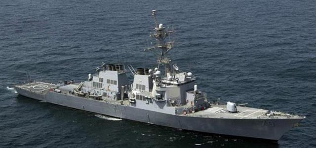 美军舰频繁擅闯南海啥目的?军事专家戳穿其背后意图