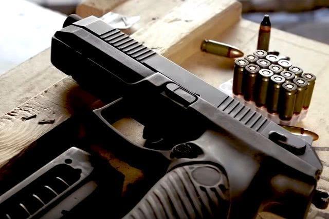 特种作战神器!俄新型手枪弹可悄无声息击穿防弹衣杀敌