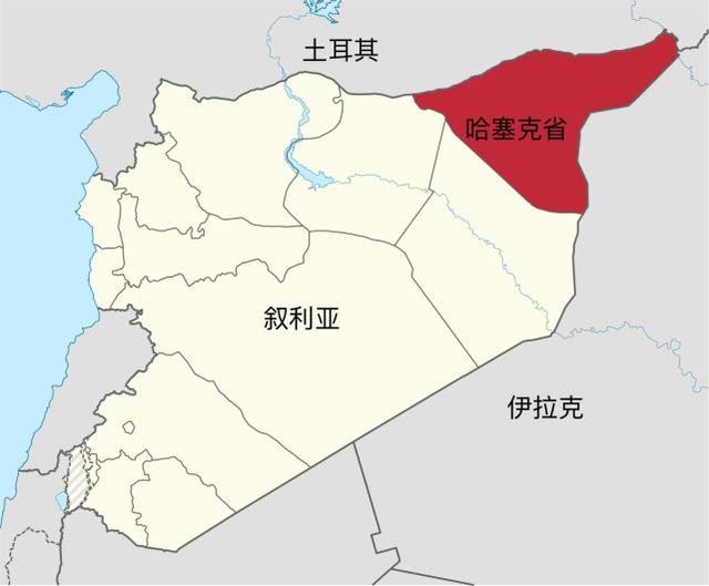 叙东北部一关押极端组织囚犯的监狱发生暴动