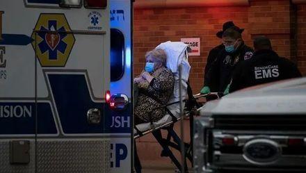 美国医院拉响警报:年轻患者越来越多 医生向黑市求购防护装备