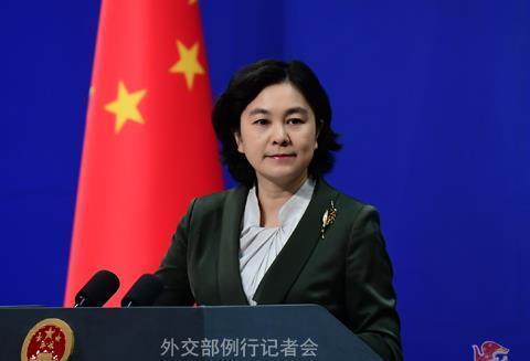 西方有人称中国通过抗疫援助搞宣传,外交部:他们是希望中国袖手旁观吗?