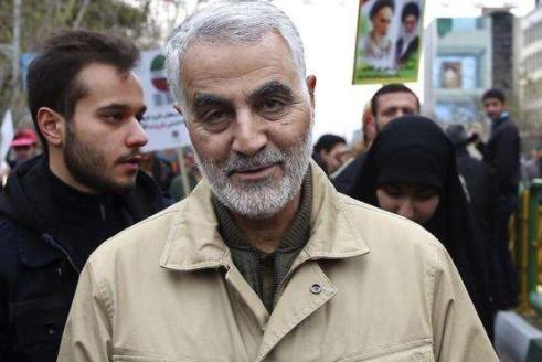 出卖苏莱曼尼的人已找到,竟是叙利亚政府高官,不要钱只提这一条件