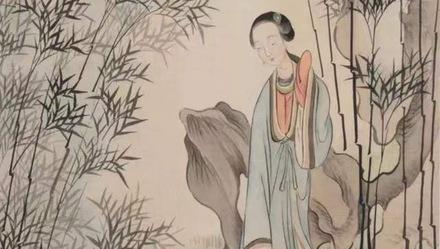 """清朝人眼中的""""金陵十二钗""""美成什么样?国博收藏的这套图册告诉你"""