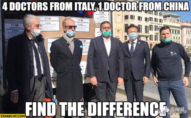 终于,美国人要戴口罩了!