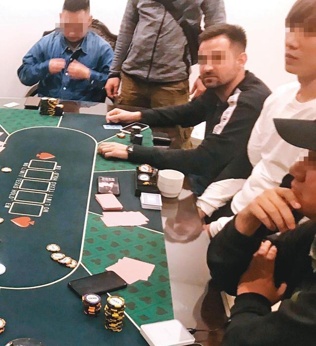 台媒曝:美籍军火商藏蔡办旁豪宅开赌场,引发维安隐患
