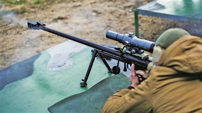 俄军又多一项技能:用狙击步枪打直升机