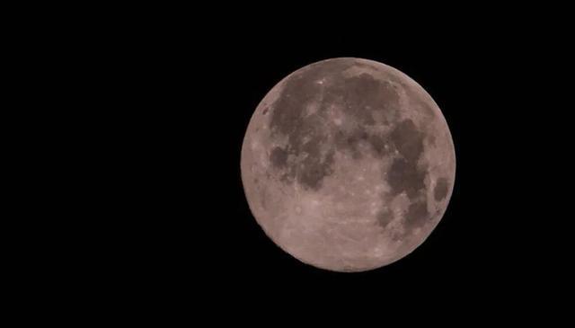 云赏2020年度最大超级月亮 错过这次等一年