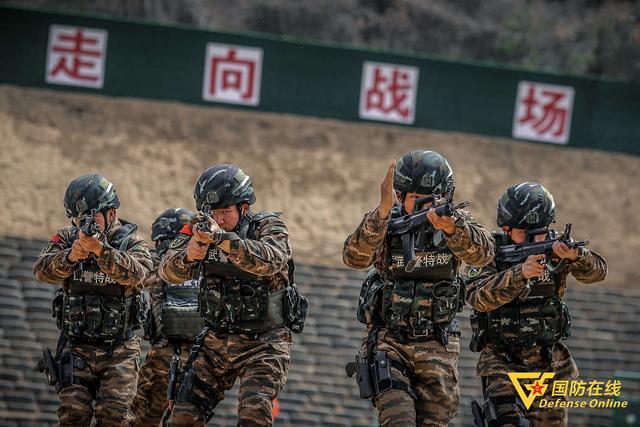 战力超强!特战力量专项训练,现场大图张张震撼