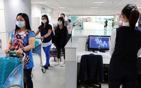 """台当局@台当局喊""""武汉肺炎""""只是自己爽,对台湾毫无实利"""