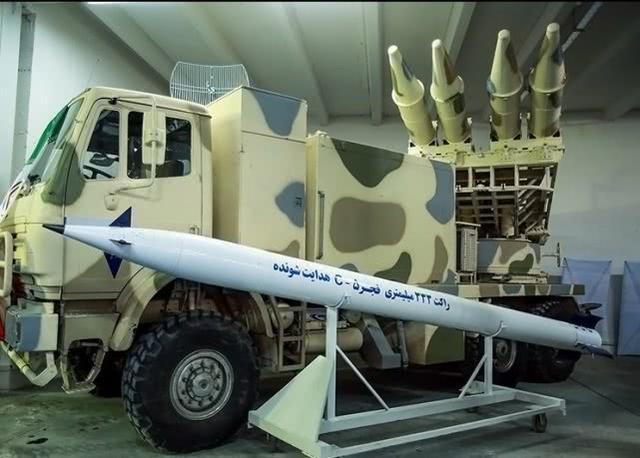 美媒:伊朗积极备战,在霍尔木兹附近部署大型火箭炮和反舰导弹