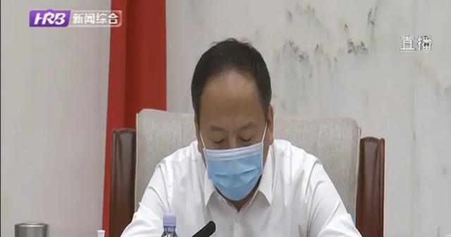哈尔滨出现聚集性疫情反弹!省长约谈市长,提出严肃批评