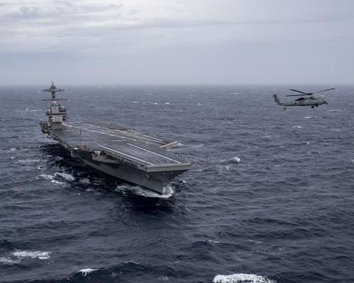 真当中国好欺负?美媒建议直接拦截中方商船,国防部:强盗行为!