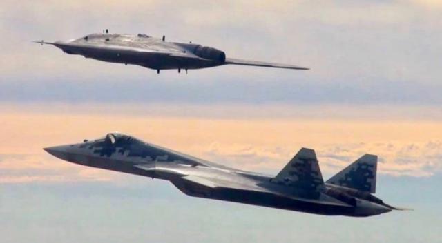 美媒:以中美为追赶目标,俄寄予厚望的最先进无人机4年后服役