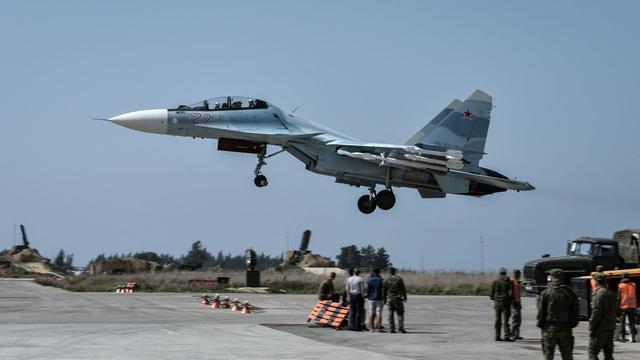 驻叙利亚俄军基地又遭无人机袭击,成功挫败攻击企图