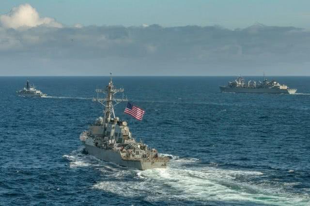 美媒:巴伦支海风险大,北约战舰会在北冰洋挑起第三次世界大战吗