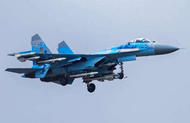 不能从俄买零件,乌克兰要告别苏系战机耗资百亿买西方货