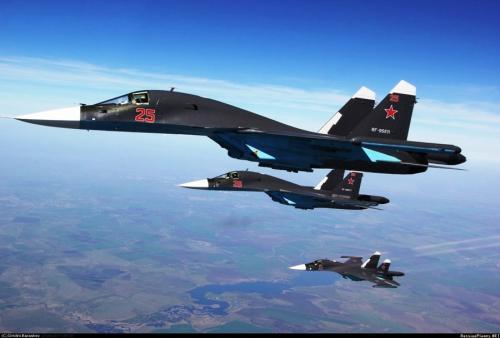 强悍的空河南快三精准计划app—官方网址22270.COM坦克:俄罗斯苏-34战术轰炸机的装甲与防护